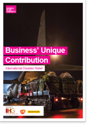 Business' Unique Contribution